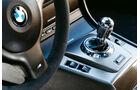 BMW M3 CSL, Schalthebel, Schaltknauf