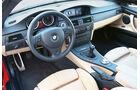 BMW M3 (E 92), Innenraum