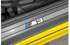 BMW M3 E36, Fußleiste