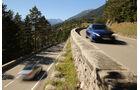 BMW M3, Mercedes AMG C63, Impression, Ausfahrt