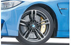 BMW M4 Coupé, Rad, Felge, Bremse