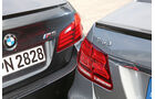 BMW M5 Competition, Mercedes-AMG E63 S,
