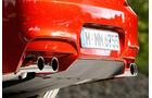 BMW M6 Coupé, Auspuff, Endrohr