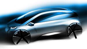 BMW Megacity Vehicle, Project i