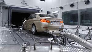 BMW-Prüfzentrum Umweltwindkanal