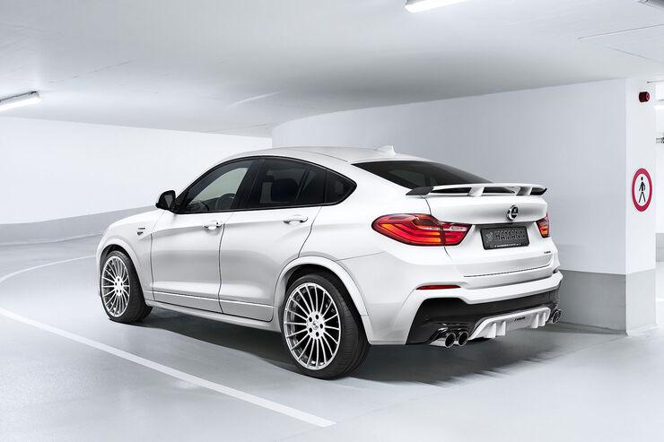 BMW X4 von Hamann - in Genf