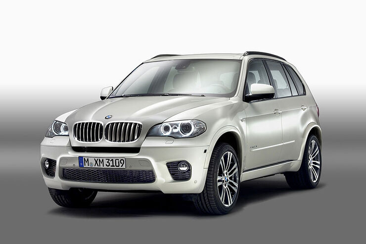 m paket f r den bmw x5 sportlicher auftritt auto motor. Black Bedroom Furniture Sets. Home Design Ideas