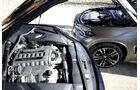 BMW X5 M, Porsche Cayenne Turbo S, Motoren