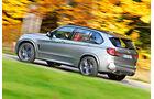 BMW X5 M, Seitenansicht