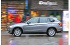 BMW X5 xDRIVE 3.0d, Seitenansicht