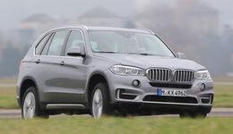 BMW X5 xDrive 30d, Frontansicht