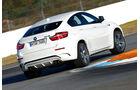 BMW X6 M, Heckansicht