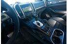 BMW X6 M, Mittelkonsole, Schalthebel