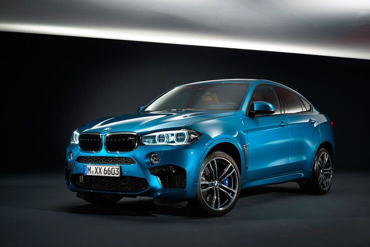 BMW X6 M - SUV - Crossover - M GmbH - 10/2014