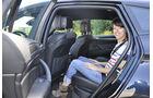 BMW X6 M50d im Innenraum-Check, Sitzposition