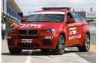 BMW X6 Safety Car