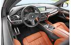 BMW X6M, Cockpit