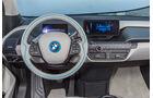 BMW i3, Cockpit, Lenkrad
