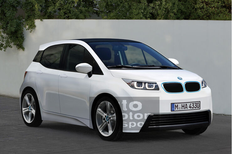 bmw i3 elektroauto kleinwagen kommt ohne stahl aus auto. Black Bedroom Furniture Sets. Home Design Ideas