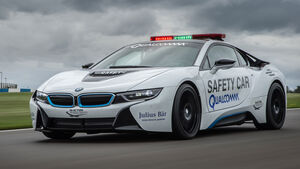 BMW i8 Safety Car Formel E