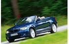 BMW125i Cabriolet, Seitenansicht