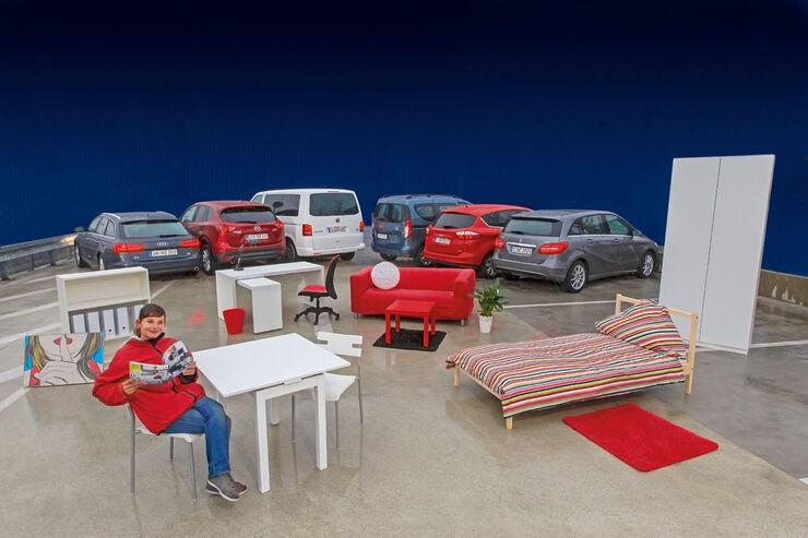 Ikea Waschtisch Vorwandinstallation ~ Modelle im Beladungstest Wie viel Ikea passt ins Auto?  AUTO MOTOR