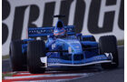 Benetton-Renault - GP Japan - 2001