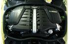 Bentley Continental Supersports Convertible, Motor