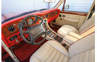 Bentley Turbo R, Cockpit
