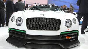 Bentley, VW Konzernabend, Autosalon Paris 2012