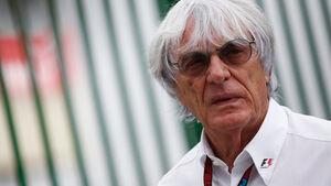 Bernie Ecclestone - Formel 1 - 2013