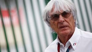 Bernie Ecclestone - Formel 1 2013