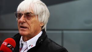 Bernie Ecclestone - Formel 1 - GP England - Silverstone - 7. Juli 2012