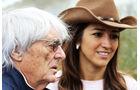 Bernie Ecclestone - Formel 1 - GP USA - 14. November 2013
