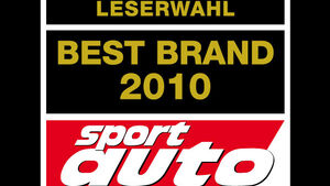 Best Brand 2010 Logo