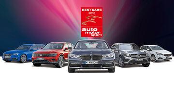 Best Cars 2016 Aufmacher