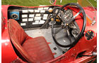 Birkin-Bentley Single-Seater, Cockpit