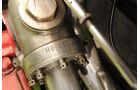 Birkin-Bentley Single-Seater, Rohr, Detail