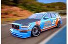 Bo Zolland Design Volvo V90 Pace Car
