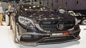 Brabus-Mercedes S-Klasse Coupe 850
