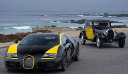 Bugatti Veyron 16.4 Grand Sport Vitesse 1 of 1
