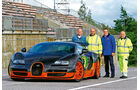 Bugatti Veyron 16.4 Super Sport, Front, Frontansicht, Team