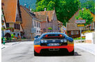 Bugatti Veyron 16.4 Super Sport, Heck, Rückansicht