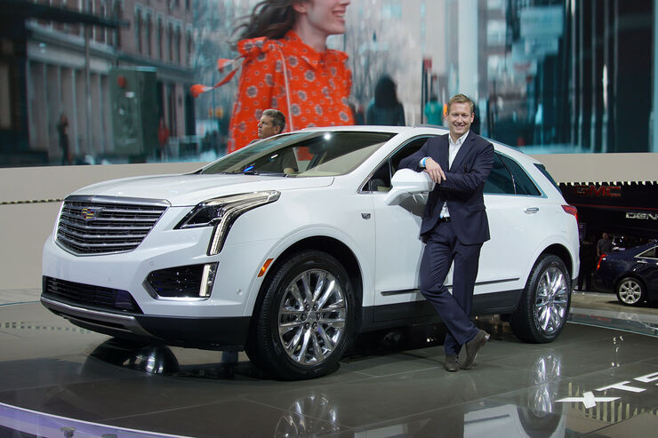 cadillac xt5 neues luxus suv aus amerika auto motor und sport. Black Bedroom Furniture Sets. Home Design Ideas