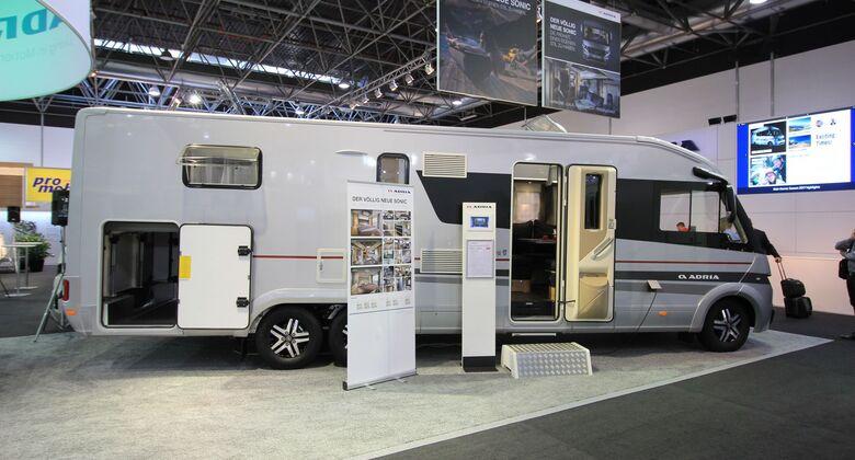 Caravan Salon 2016 Rundgang