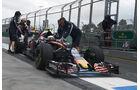 Carlos Sainz - Toro Rosso - Formel 1 - GP Australien - Melbourne - 18. März 2016