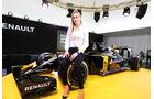 Carmen Jorda - Renault - Formel 1 - 2016