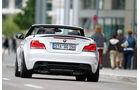 Cartech-BMW 125i Cabrio, Heckansicht