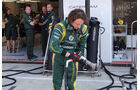 Caterham - Formel 1 - GP Italien - Monza - 6. September 2013