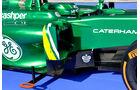 Caterham - Formel 1 - GP USA - 14. November 2013